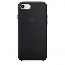 Чехол для iPhone Apple iPhone 8 / 7 Silicone Case Black